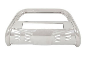 """Dee Zee - 3"""" NXb Polished Bull Bar with Skid Plate for 11-18 Chevy #DZ507516"""