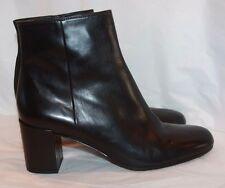 Vince Blakely black leather boots Women's size 11 m