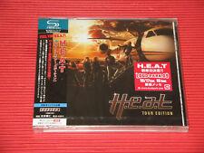 H.E.A.T H.E.A.T with Bonus Track JAPAN SHM CD + BONUS CD TOUR EDITION