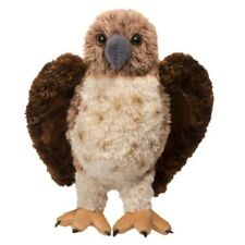 "Douglas Cuddle Toys 9"" Red Tail Hawk #3759 Stuffed Animal Toy"