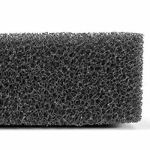 Black Foam Pond Fish Tank Aquarium Sponge Biochemical Pad Filtration G1C5