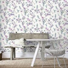 Superfresco Easy Pearl / Lilac Simplicity Wallpaper