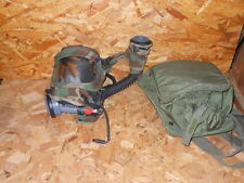 Interspiro Mask SCBA w Camo Cover, Hose and Case