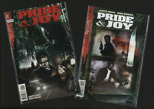 Pride And Joy 1-4 Set DC Vertigo Comics Garth Ennis Script John Higgins Art