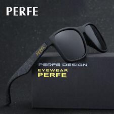 Polarizzate Uomo Mens Aviator Occhiali da sole Retro Sport Sunglasses Glasses