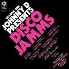 JOHNNY D Presents DISCO JAMMS Vol. 1 2CDs (NEW & SEALED) Rare O'Jays Skyy BBE