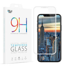 Full Screen Protective Cover 3D Curve 9H TEMPERED GLASS Clear for Apple IPHONE X