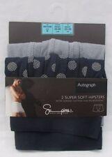Marks and Spencer Striped Regular Size Underwear for Men