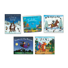 Julia Donaldson and Axel Scheffler Collection of 5 Board Books (RRP £32.95)