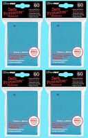 240 Ultra Pro DECK PROTECTOR Card Sleeves LIGHT BLUE Yugioh Small Game Vanguard