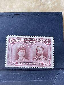 RHODESIA - BRITISH SOUTH AFRICA COMPANY SG 144