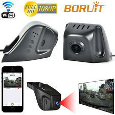 170°Wifi HD 1080P Spy Hidden Car DVR Video Camera Recorder Night Vision Dash Cam
