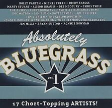 Absolutely Bluegrass Volume 1 [CD]