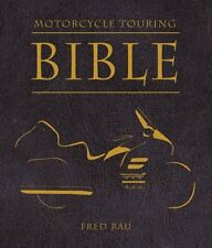 Motorcycle Touring Bible Book Manual Electraglide Harley Roadglide Bagger NEW NR
