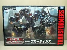Takara Tomy Transformers Unite Warriors UW07 Action Figure Bruticus F/S New