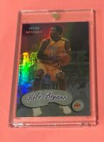 Kobe Bryant REFRACTOR FLEER MYSTIQUE MINT CONDITION Lakers Trading Card #61 RARE