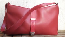 Borsa Rossa in Pelle - Renato Balestra -  Made in Italy
