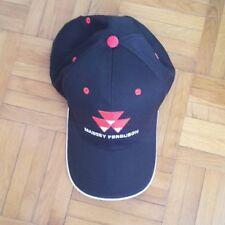cappellino cappello MASSEY FERGUSON hat baseball trattore logo john deere