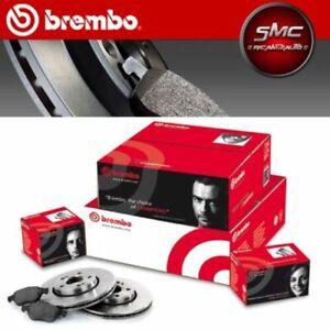 Kit Dischi e Pastiglie freno Ant+Post Brembo VOLVO XC70 V70 V60 S80 S60 b25
