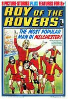 ROY OF THE ROVERS COMICS + ANNUALS + SPECIALS on 4  DVD ROM 569 ISSUES