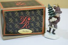 Duncan Royale The Pixie Christmas Ornament in box 1992 New (a719)