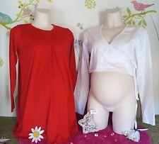 Lot vêtements grossesse occasion maternité... Tunique, Bolero ... T : 42 / 44