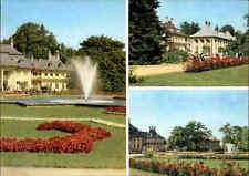 Schloss Pillnitz DRESDEN Sachsen DDR Ansichtskarte 1974 color ungelaufene AK