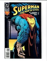 Superman The Man Of Steel #33 May 1994 DC Comic.#93006D*11