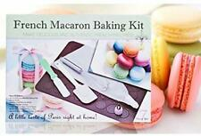 MisterChef® French Macaroon Making kit Set DIY Multi Coloured Baking Tools UK