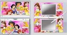 DS Lite - PRINCESS PINK - 4 Piece Decal / Sticker Skin
