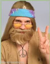 DELUXE BLONDE CHARACTER BEARD COSTUME ACCESSORY