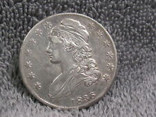 1836 CAPPED BUST HALF-NICE HIGHER AU GRADE SPECIMAN-FREE SHIPPING