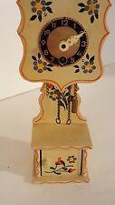 Decorative Miniature Grandfather's Clock