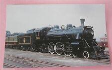 Dominion Atlantic Railway No 2516 Special Train for Governor General Postcard