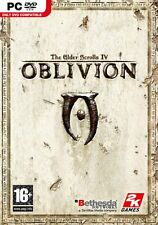 The Elder Scrolls IV: Oblivion (PC DVD).