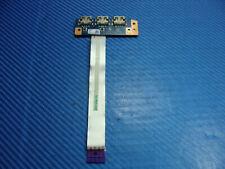"Sony Vaio SVE14118FXW 14"" Genuine Laptop USB Port Board w/Cable DA0HK6TB6F0"