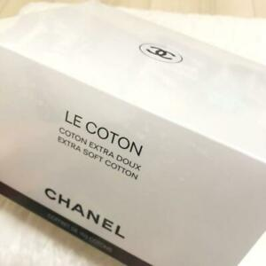 Chanel LE COTON Extra Soft Cotton 100 Sheets from Japan