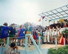Irish children perform for President John F. Kennedy in Ireland New 8x10 Photo