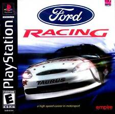 Ford Racing - PS1 PS2 Playstation Game