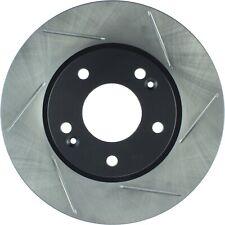 StopTech Disc Brake Rotor Front Left for Hyundai Tiburon, Kia Soul / 126.51015SL