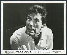 ED DUGAN in Fallguy '62 OPEN MOUTH TEETH