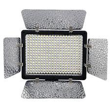 LED-video lámpara vl-300b video light cabeza luz para DSLR & videocámara 300 LEDs