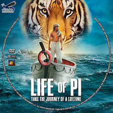 Life of Pi (DVD, 2013) - NEW!!