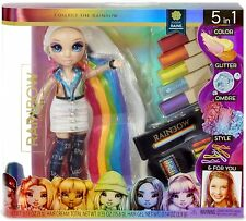 Rainbow High Hair Studio with Exclusive Amaya Raine Doll - New In Stock 2020