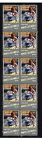 MARCO LUCCHINELLI MOTORCYCLE WORLD CHAMPION STRIP OF 10 MINT STAMPS 4
