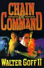Chain of Command by Walter Golf (1998, Hardcover)