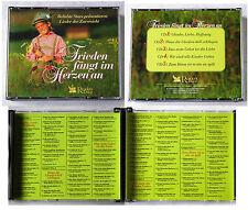 STARS SINGEN 120 LIEDER DER ZUVERSICHT - Angela Wiedl,... Readers 5-CD-Box TOP