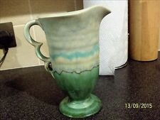 Beswick jug vase greens great design & shape, great condition