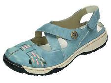 Rieker Damen-Sandalen & -Badeschuhe aus Echtleder für die Freizeit