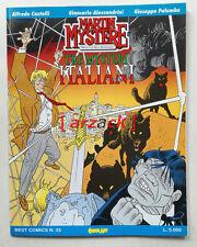 Best Comics n 33 MARTIN MYSTERE Tre Misteri Italiani ALESSANDRINI CASTELLI